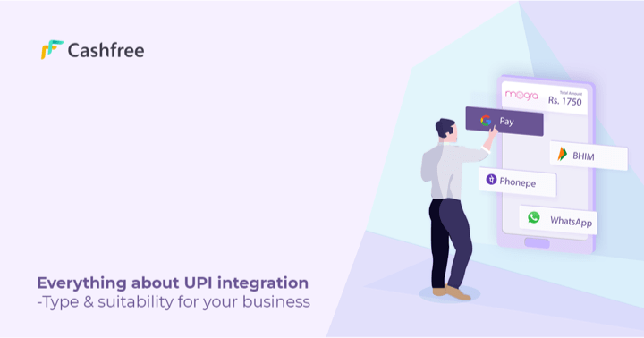 UPI integration: How to integrate UPI into my website or